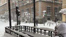 Zima w Hiszpanii