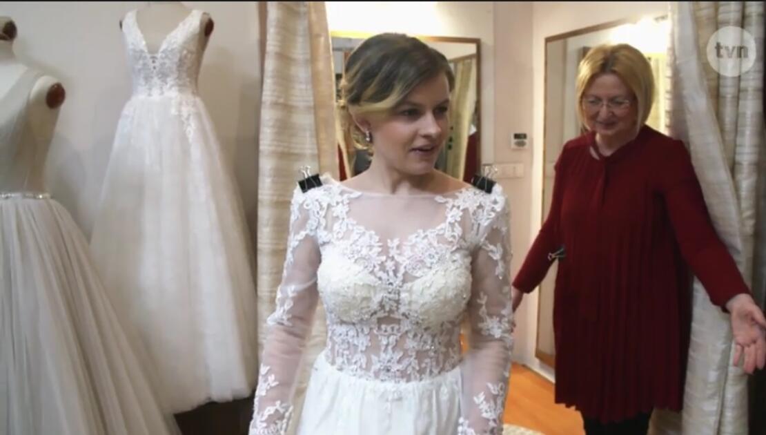 Agata Wybiera Sukienkę Na ślub Aktualności Programu ślub Od
