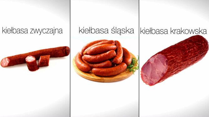 Ile kalorii mają najpopularniejsze rodzaje kiełbas?