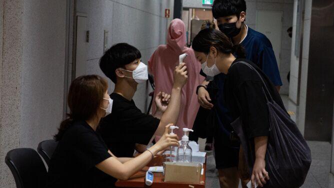 W Daegu mogło być nawet 27 razy więcej zakażonych koronawirusem