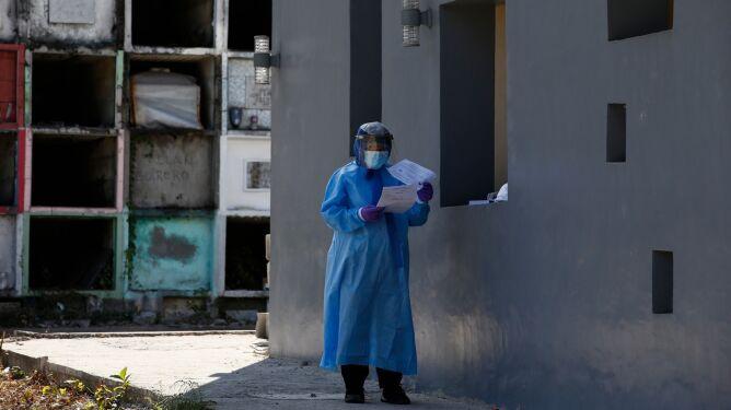 Ponad 420 tysięcy osób z SARS-CoV-2. Statystyki ze świata