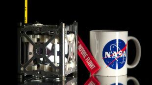 NASA wysłała smartfony w Kosmos