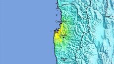 Budynki chwiały się nawet 500 km dalej. Trzęsienie ziemi u wybrzeża Chile